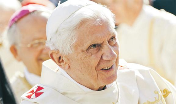 Pope Benedict and the Second Vatican Council emphasise that the laity are the church