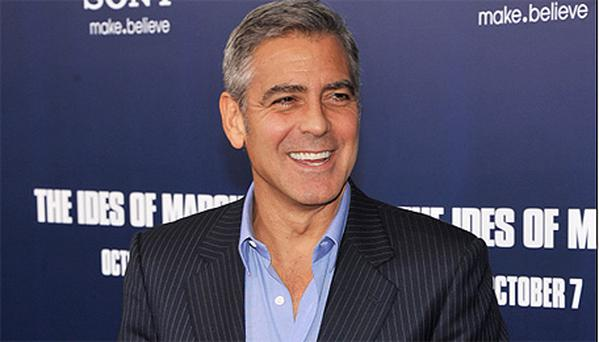 George Clooney. Photo: Getty Images