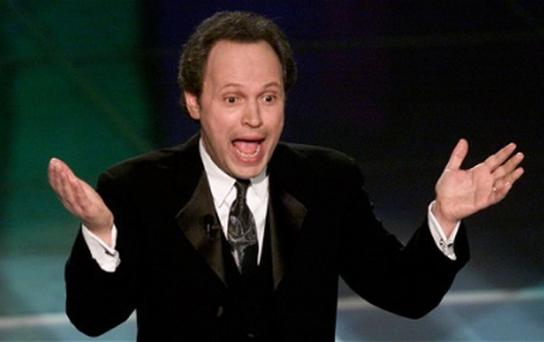 Billy Crystal at the 72nd annual Academy Awards in 2000. Photo: Reuters