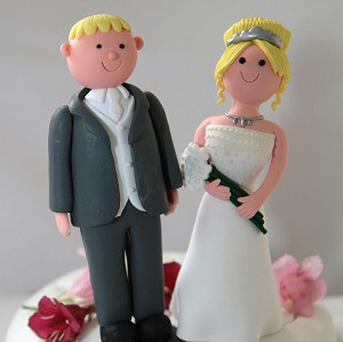 A higher than usual number of couples across the UK have picked November 11 to marry