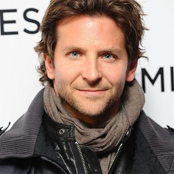 Bradley Cooper is currently starring in The Silver Linings Playbook