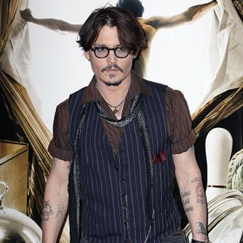 Johnny Depp said Hunter S Thompson's presence was felt on the set of The Rum Diary