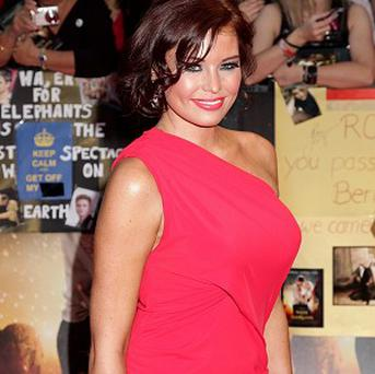 Jessica Wright enjoyed singing on the TOWIE Christmas single