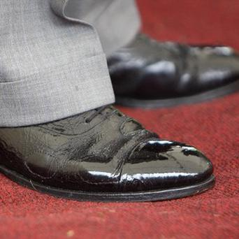British consular staff were asked the Prince of Wales' shoe size