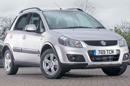SUZUKI SX4 RATING 81/100