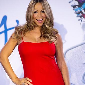 Mariah Carey reckons her pregnancy has strengthened her voice