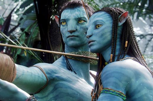 CELEBRITY BACKING: 'Avatar', was funded in part by Robbie Keane