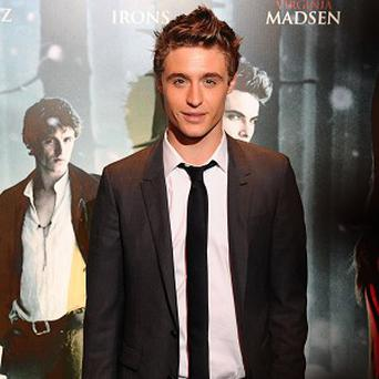 Max Irons previously starred in Red Riding Hood