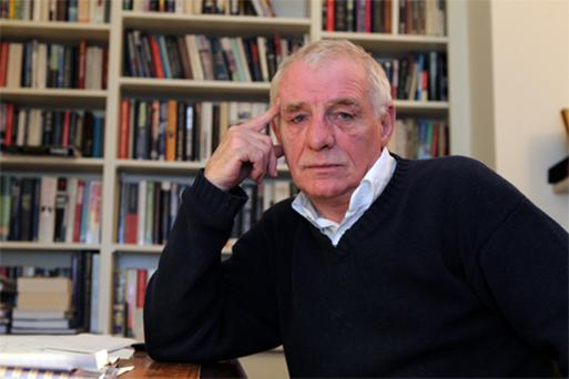 Eamon Dunphy. Photo: Collins