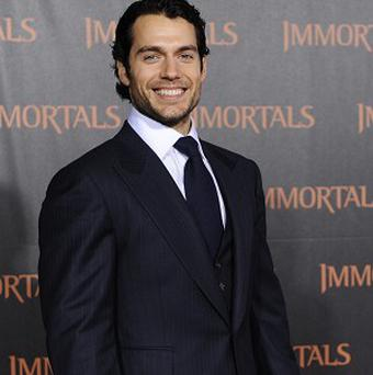 Henry Cavill faced a gruelling regime to prepare for Immortals