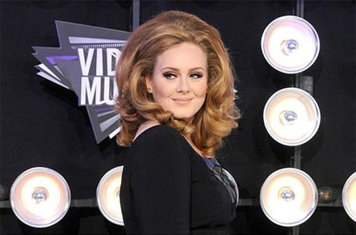 Adele's album 21 has broken digital records in Europe. Photo: PA