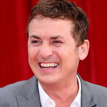 Shane Richie. Photo: PA