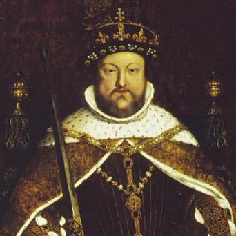 Controversial monarch Henry VIII topped a poll of all-time great British rebels