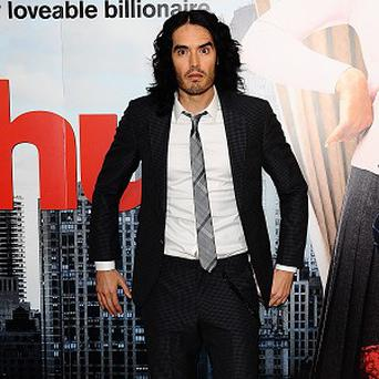 Russell Brand is set to work on The President Stole My Girlfriend