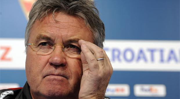 Guus Hiddink. Photo: Getty Images