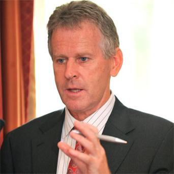 Stan McCarthy, CEO of Kerry Group. Photo: Damien Eagers