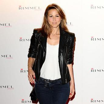Rachel Stevens has recorded songs about healthy eating