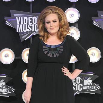 Adele had to cancel a series of gigs because of the throat problem