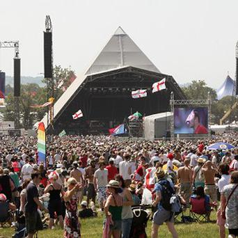 Glastonbury has been named the UK's best major festival at an annual awards ceremony