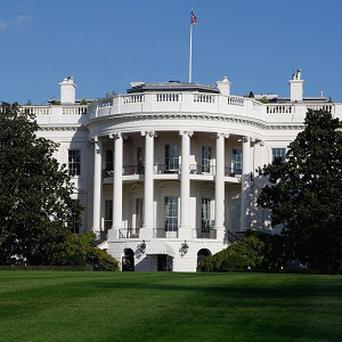 A man has been arrested in connection with an investigation into a shooting near the White House (AP)
