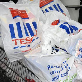 The carcass of a dead and 'decomposed' bird was found in a salad from Tesco