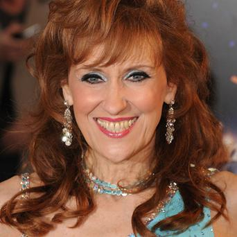 Anita Dobson. Photo: Getty Images