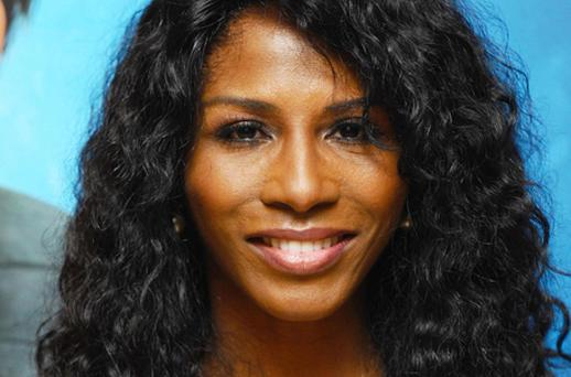 Sinitta, who tried to sleep standing up to avoid snoozing in a sea of bugs after being forced to spend the night in a cockroach-filled cave for I'm A Celebrity. Photo: PA
