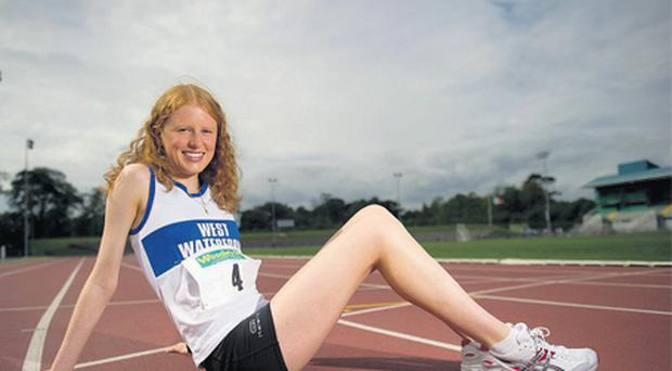 Kate Veale is among the few Irish athletes who seems assured of a place on the team for European Championships