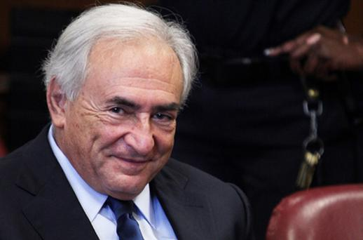 Dominique Strauss-Kahn, the former head of the International Monetary Fund. Photo: Getty Images