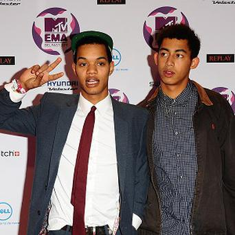 Rizzle Kicks took part in the Collective single for Children In Need