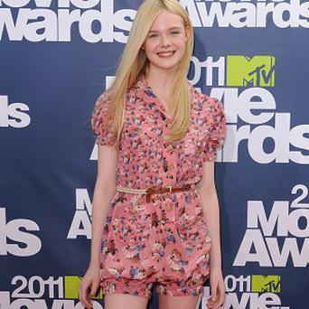 Elle Fanning will play a clever teen rebel in the film