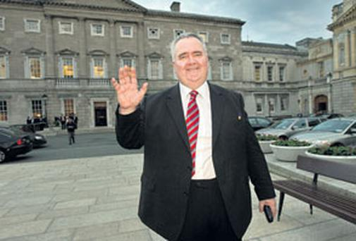 GOODBYE TO ALL THAT: The resignation of Willie Penrose, who quit as Minister of State for Housing over the Government's decision to close Columb barracks in Mullingar, could have been avoided with a little piece of political intelligence