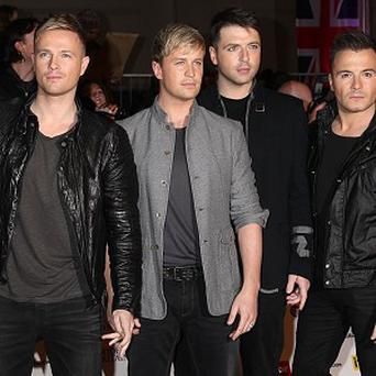 Westlife will remain a four-piece until the end