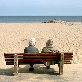 Active sex lives boost happiness among older people, a study found