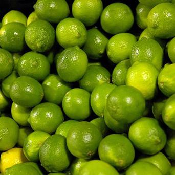 A shopper was told Asda classed limes as weapons because they contain citric acid