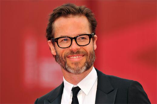 Guy Pearce has returned to live in his native Melbourne