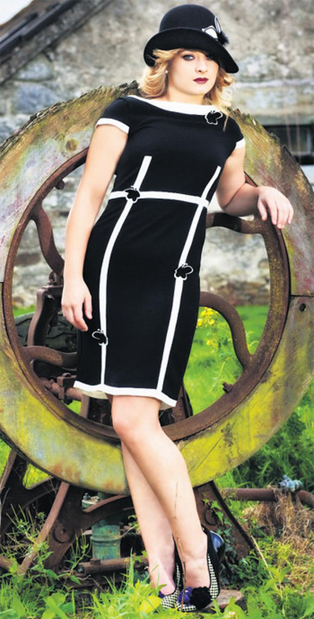 Miss April, Eimear O'Connor from Rathnure