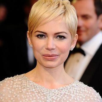 Michelle Williams says she tried to think of Marilyn Monroe as a friend rather than an icon