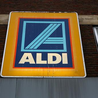 Supermarket chain Aldi is expecting huge queues when a special single malt whiskey goes on sale