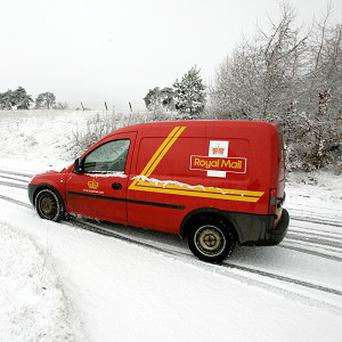 The Royal Mail will deliver post this Christmas to festive-sounding destinations including Santa Claus and Rudolf
