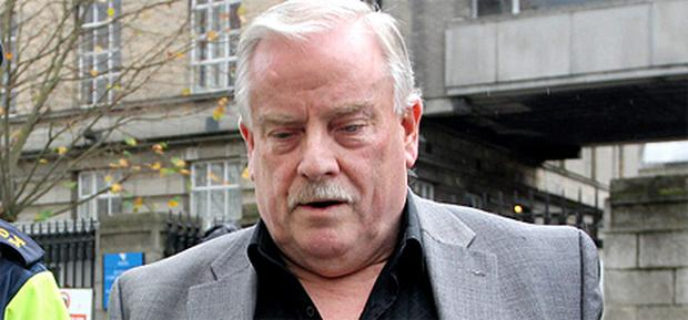 Priory Hall developer Thomas McFeely