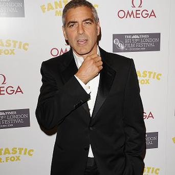 George Clooney is reportedly in the frame to play Steve Jobs