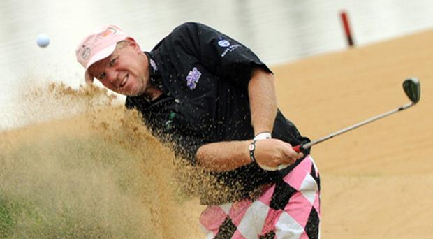 John Daly has turned down a chance to play in this week's South African Open. Photo: Getty Images