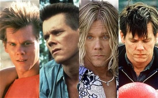 Earlier this year a group of students created a game called 'Six Degrees of Kevin Bacon', in a bid to show that any actor who had appeared in a film could be linked to the star in six steps or less