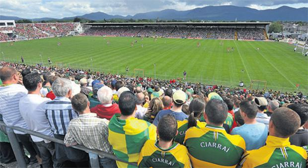 Fitzgerald Stadium in Killarney is facing a potential reduction in capacity of over 13,000
