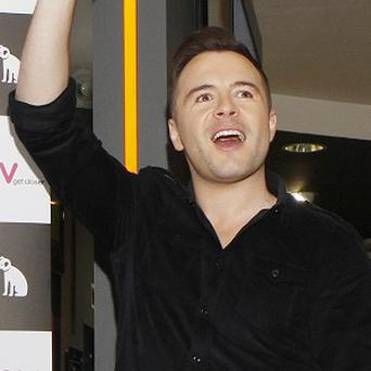 Shane Filan and his Westlife bandmates are splitting up next year