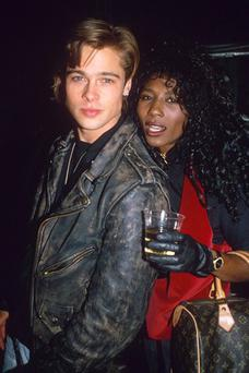 Sinitta said of Pitt: