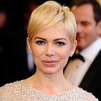 Michelle Williams is being tipped as an Oscar contender for her portrayal of Marilyn Monroe