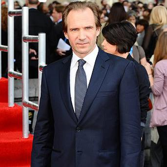 Ralph Fiennes will receive an award for his contribution to film