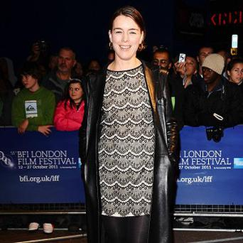 Olivia Williams previously worked with Joe Wright on Hanna